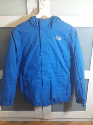 Anorak azul The North Face