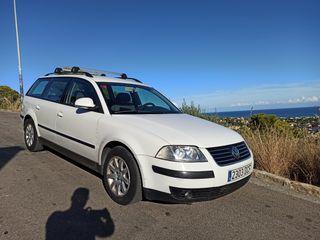 Volkswagen Passat 1.9 TDI Familiar