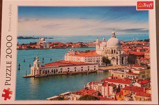 Puzzle de Venecia