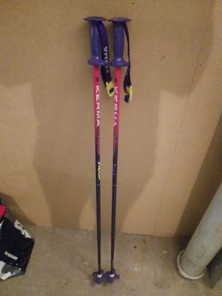 Palos esqui Kerma