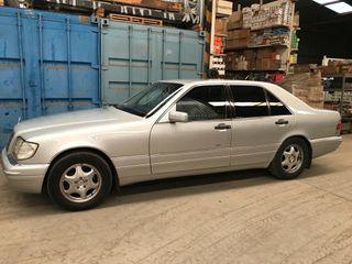 Mercedes benz S 320 1996