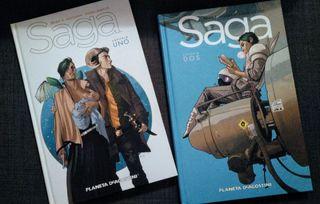 Novela Gráfica: Saga