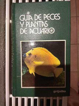 Guia de peces y plantas de acuario Grijalbo