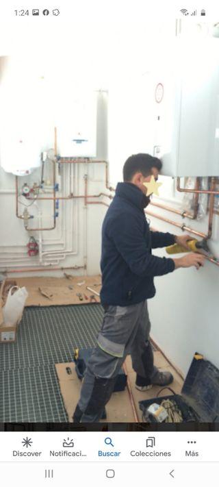 servicio tecnico calderas reparacion mantenimiento