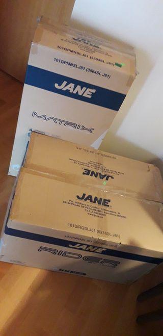 Jane Rider Matrix edición limitada
