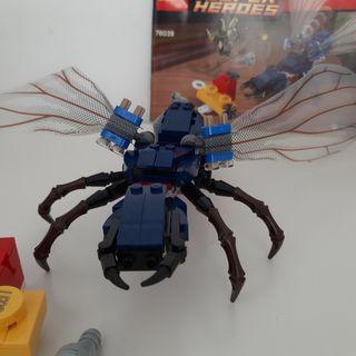 Lote Lego Super Heroes DC Comics / Lego Marvel