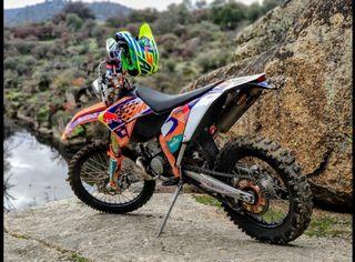 Ktm exc 200 2009