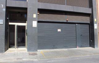 Alquilo plaza garaje