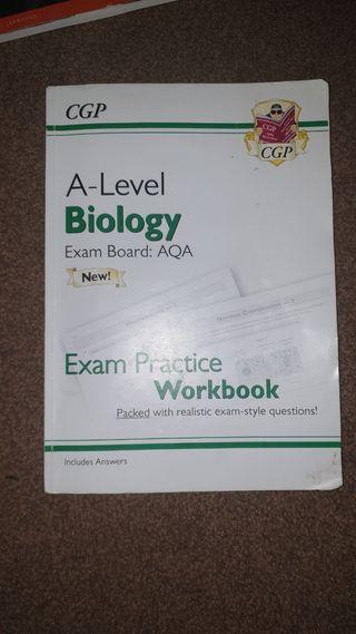 GCSE/A-Level books
