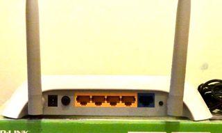 Router inalámbrico TP-Link