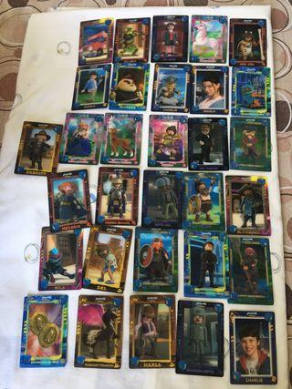 Cartas Playmobil Película 3D