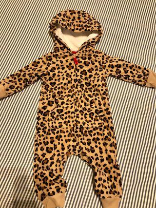 Buzo unisex bebé 3-6 meses