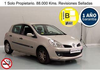 Renault Clio 1.5 dCi. Pocos Kms. Único Dueño.