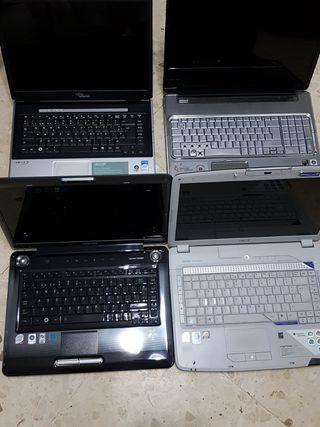Acer HP Toshiba