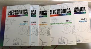 Enciclopedia Electrónica Salvat