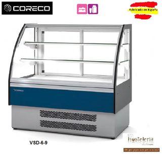VITRINA CORECO mod. VSD-6-9