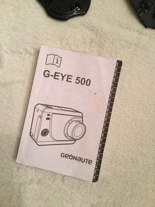Cámara deportiva GEYE 500