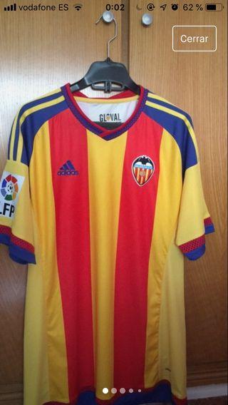 Camiseta XL Valencia Oficial