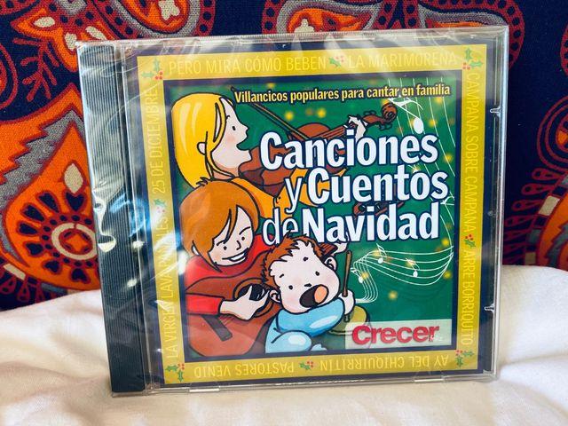 CD Canciones y cuentos de Navidad