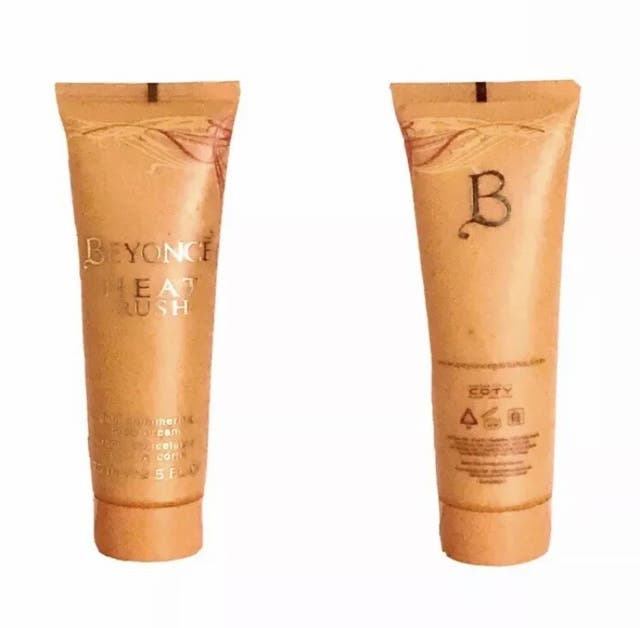 Beyonce Heat RushShimmering Body Cream (75ml)