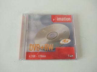 DVD+RW IMATION