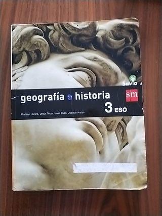 Geografía e historia 3 tercero ESO SM