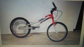Bicicleta trial Monty 207 Kamel