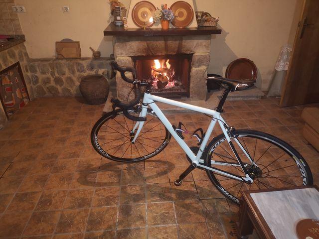 Bicicleta carretera Talla 54 Minali Alu