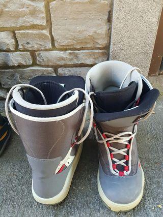 Botas de snowboard
