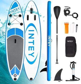 Tabla Paddle Surf con remo, bomba, bolsa