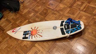Tabla de surf hawai