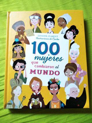 Libro: 100 mujeres que cambiaron el mundo