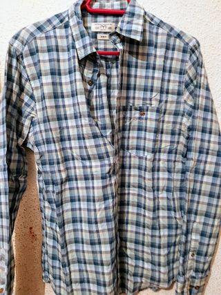 camisa manga larga de hombre marca milano
