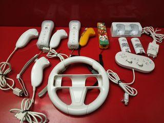 Pack accesorios Nintendo Wii y Wii U