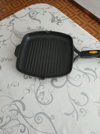sartén grill valira