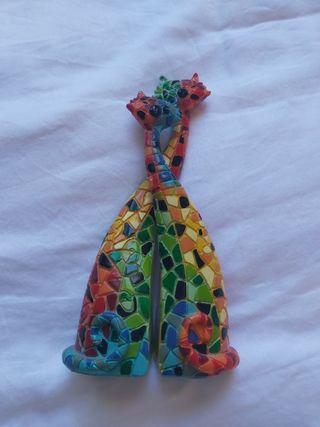 Figura colección Gaudí