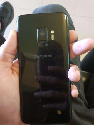 Samsumg galaxy S9 Negro 64gb