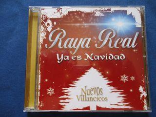 CD / RAYA REAL - YA ES NAVIDAD, NUEVOS VILLANCICOS
