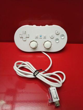 Mando pro para Nintendo Wii U y wii