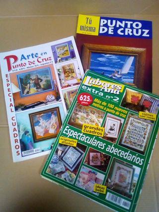 Revistas punto de cruz
