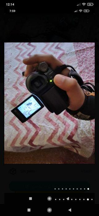 sony handycam video camara