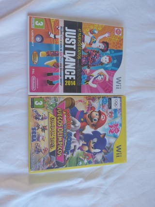 Wii juegos