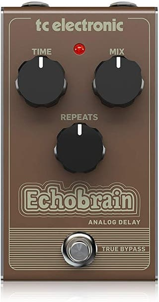 Deelay analogico tc echo brain