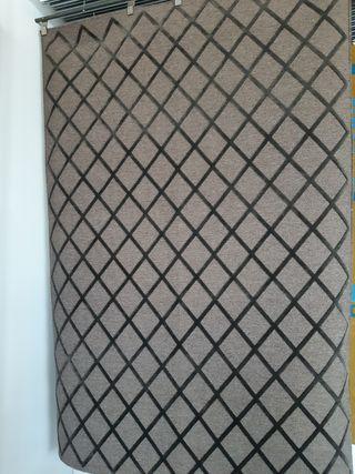 alfombra nueva a estrenar
