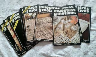 Revista Muestras y Motivos