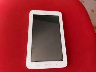 Samsung Galaxy Tablet 3 lite + funda regalo