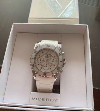Reloj viceroy en color blanco