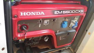 GENERADOR HONDA EM 5500 CXS