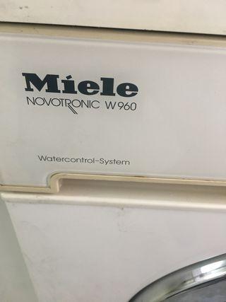 Miele lavadora novotronic 960 piezas