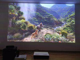 "proyector 150"" ultracorto Xiaomi Fengmi 4k"